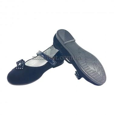 туфли для девочек 7749 Натуральная кожа
