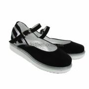Туфли для девочек 7705  Натуральная кожа